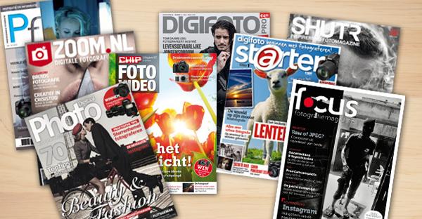 Fotografie magazines