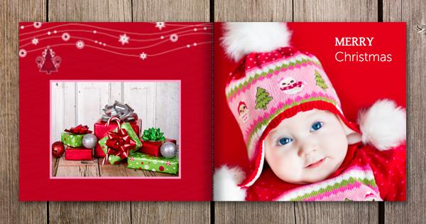Fotoboek inspiratie rood