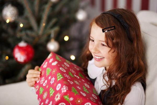 Cadeautjes uitpakken