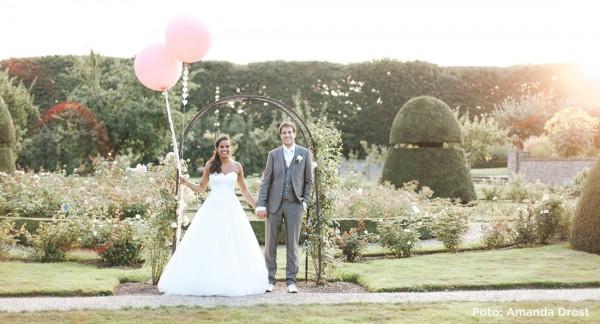 Amanda's bruidsfotografie: Licht, dromerig en filmisch