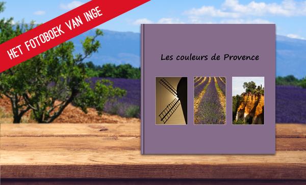 Fotoboek: Het kleurrijke palet van de Provence
