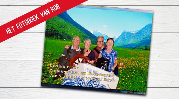 Fotoboek: Cruise naar Denemarken en Noorwegen