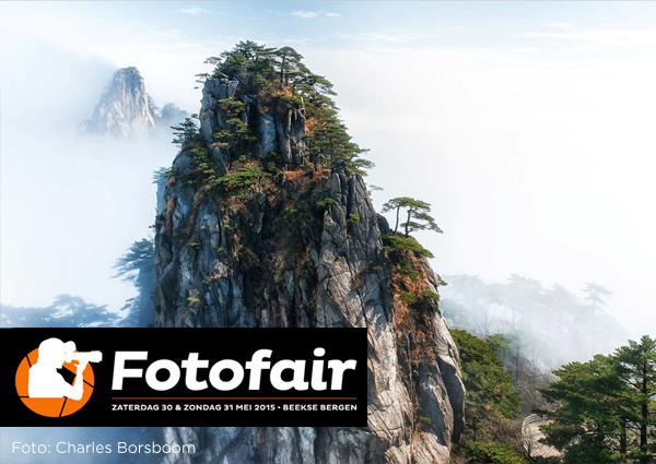 CEWE op de Fotofair: 30 & 31 mei 2015