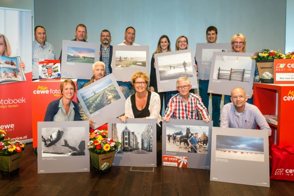 De winnaars van de CEWE Photo Awards 2016