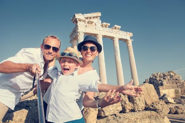 Fotografie op reis: de leukste selfies voor in je fotoboek!