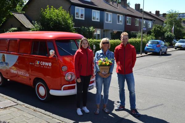CEWE Zomertour: Met het VW-busje langs onze klanten