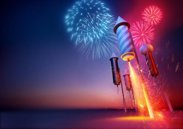 Tijd voor vuurwerk!
