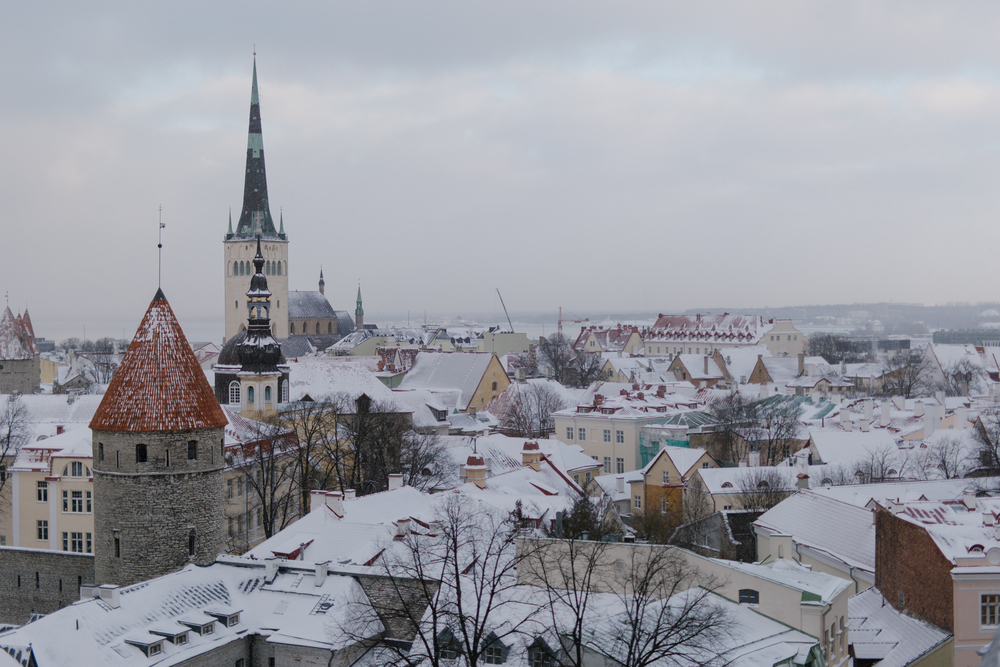 Top 5: stedentrips in de winter