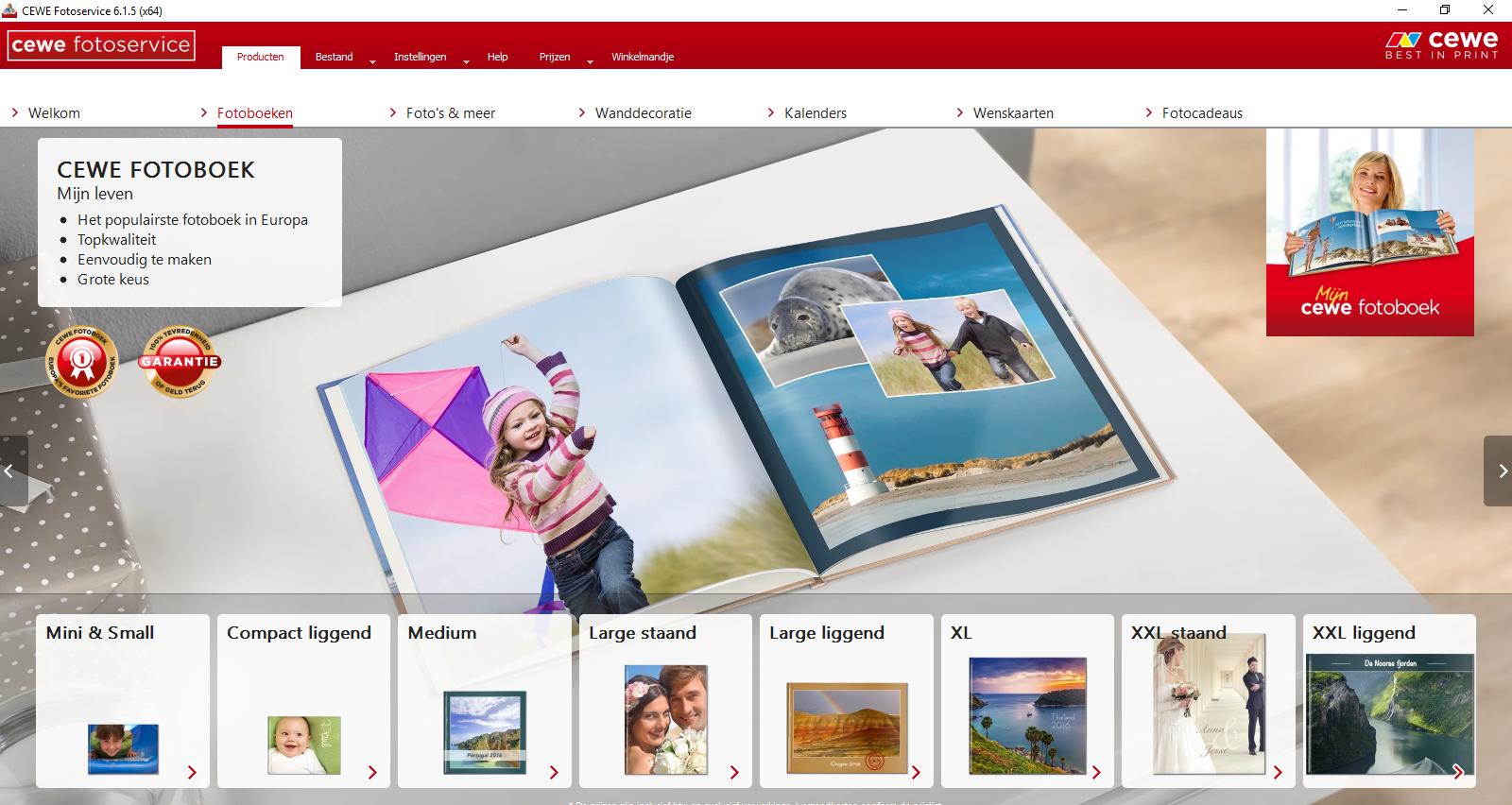 Fotoboek achtergronden en designs