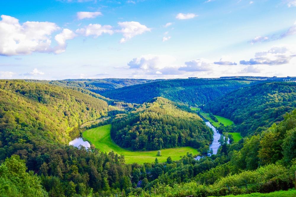 Fotogebied uitgelicht: de Ardennen