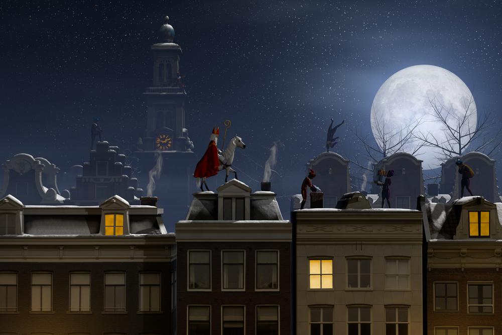 Sinterklaas fotoboek