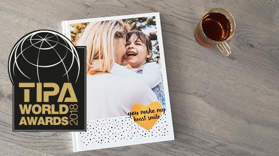 Beste fotoboek ter wereld door TIPA